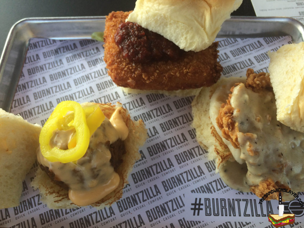 Burntzilla sliders
