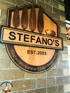 Stefano's Sign