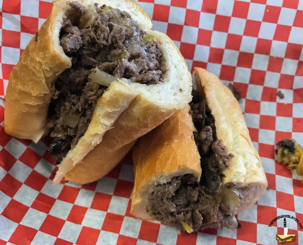 Frank's Philadelphia Cheesesteak