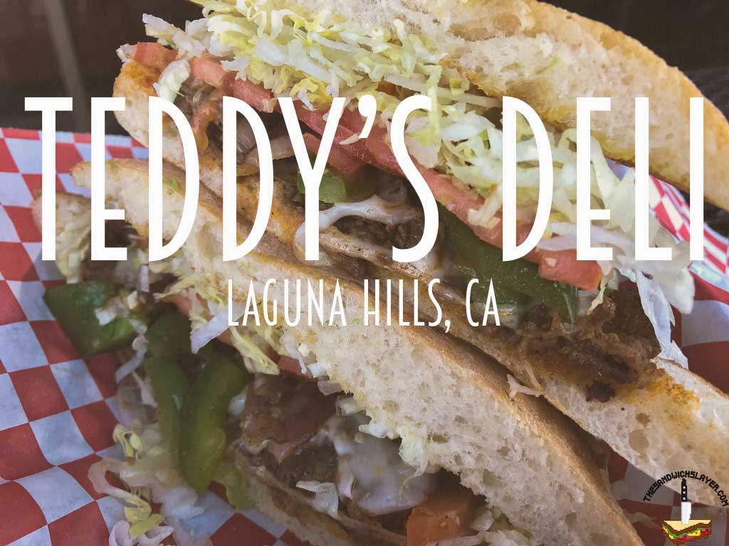 Teddy's Deli Title card