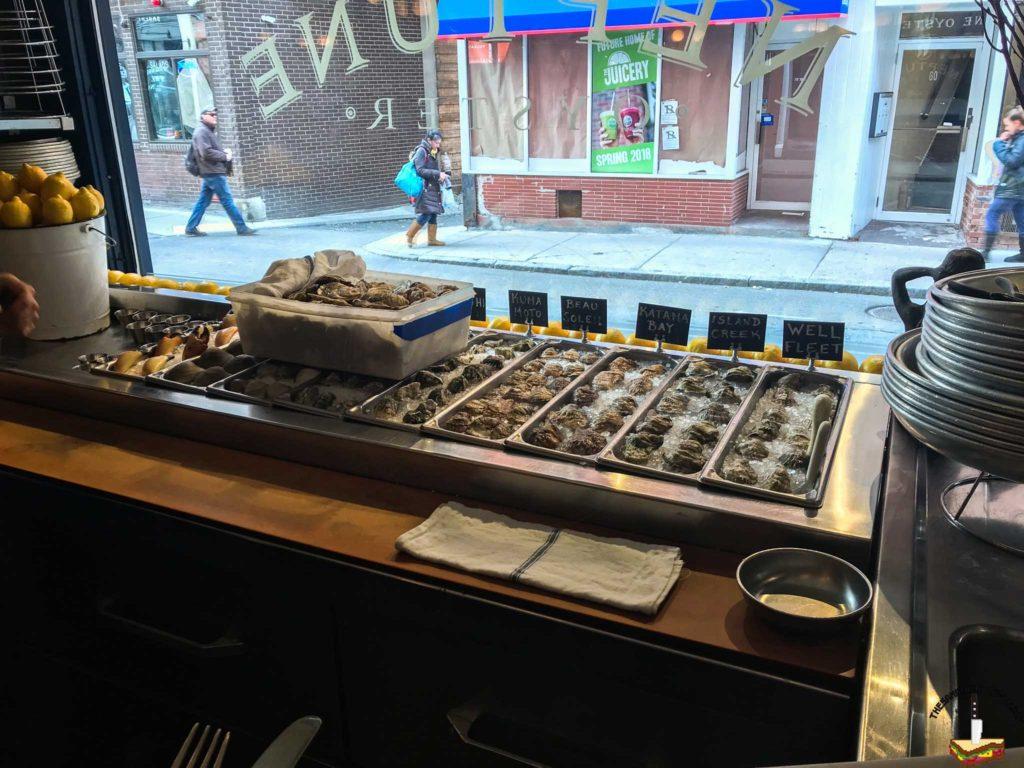 Neptune Oyster Oyster Bar
