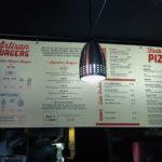 Rockfire Grill menu