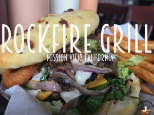 RockFire Grill Title card