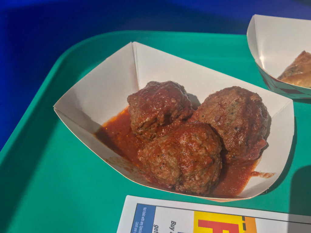 Keftedes - Greek Meatballs in a tomato sauce