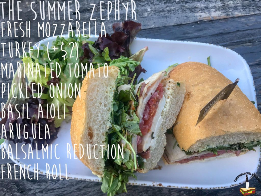 Sessions Summer Zephyr Ingredients list